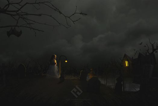 Halloween Night: Misguided Ghost by EpicMisterMag