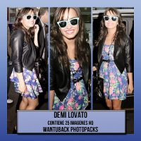 Photopack 402: Demi Lovato by PerfectPhotopacksHQ
