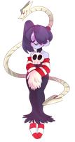 Squigly by eye-drool