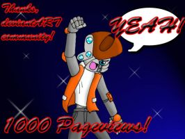 1000 Pageviews :D by Erroin13
