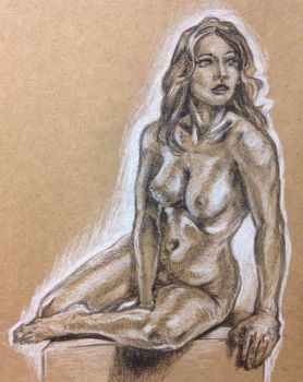 Figure Sketch by kyle-roberts