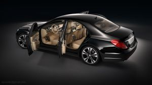 Mercedes-Benz S-Class by STH-pl