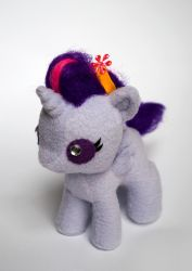 Baby Princess Twilight Sparkle Plush by ivy-cinder