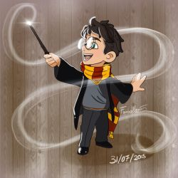You're a Wizard, Harry! by FrancesRey