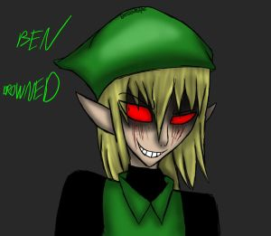 Cuddling (Ben Drowned x Reader) !Request! by GreySnowflake11 on