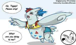 Misty to Togekiss Reloaded (Color for TFed Artist)