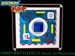Digimon Rumble Arena: Crazy Battlefield by Gale-Kun