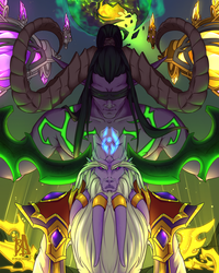 Shadows of Argus by MischiArt