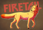 Collab - Firetaily by Pyttinski