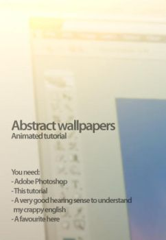 Abstract wallpapers by mauricioestrella