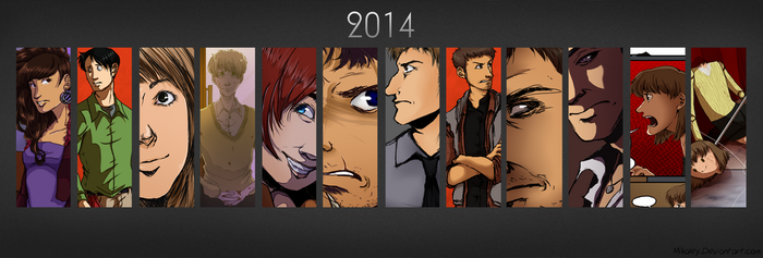 2014 by Charil