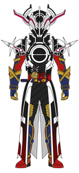 Kamen Rider Evol: Black Hole Form by DarkTidalWave