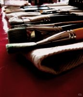 Brushes by CynOche