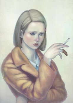Margot Tenenbaum by LEKKER