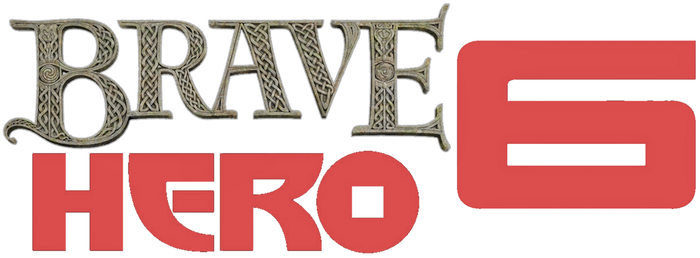 Brave Hero 6 Logo by Frie-Ice