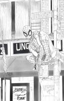 Spiderman by Lion542