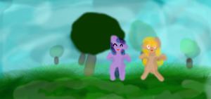 Me And My Friend Skyler! by Cyina