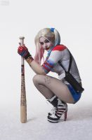 Harley Quinn   Suicide Squad cosplay by MarikaGreek