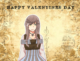 [APH] - Valentine's Day - Hungary by Shiunee