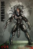 Predator by TomEdwardsConcepts