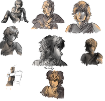 Hiccup Dump by AnimeInMyPocket