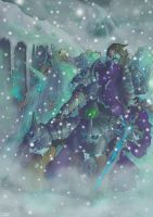 Lich King Rythian by Sephy-Noir