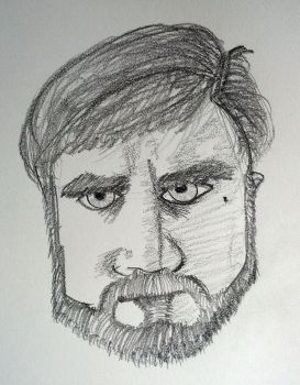 Self Portrait by bossr