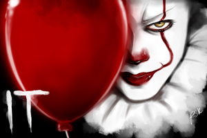 Pennywise by MeinFJ666