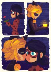 Some spicy Ladynoir stuff from Glaciator by Chromel