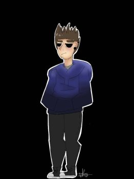 tom from eddsworld by 123mangle321