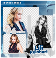 Png pack 3693 - Lili Reinhart by southsidepngs