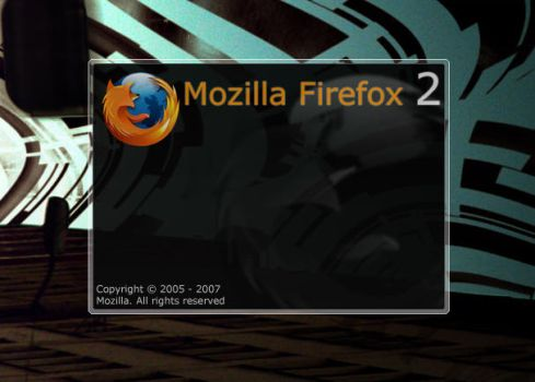 Firefox 2 Splash Screen by stuartwood89