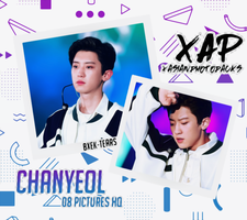 Photopack 1995 // ChanYeol (EXO) by xAsianPhotopacks