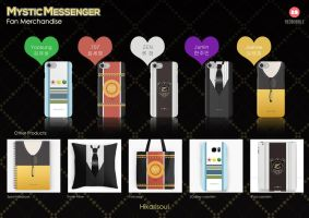 [RB/Fan Merch] MYSTIC MESSENGER Prt. 1 by Hikarisoul2