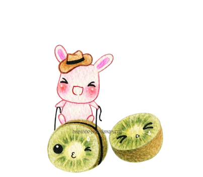 Milly riding kiwi by tho-be
