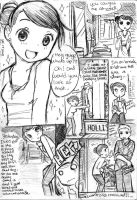 CK Blurb:Hardly Working pt.1 by SweetieCz