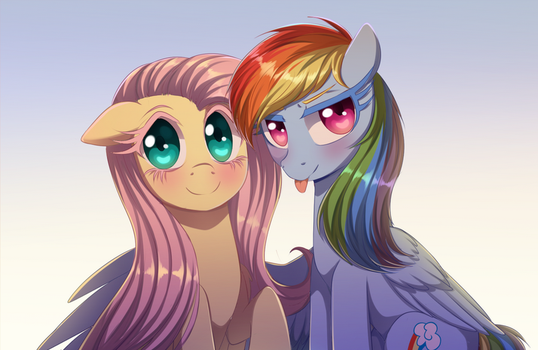 Girlfrens by VeraWitch