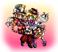 The Ringmaster in Candyland by TairoruXRyuu