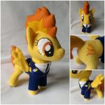 Spitfire Plush by Jhaub1
