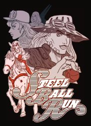 Steel Ball Run Lines by B-side7715