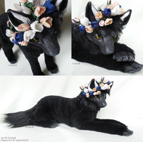 Artdoll Commission: More Zael by SPoppet