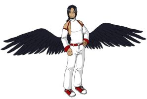 angelo full wing span by modesty