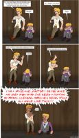 Roger and Guybrush again... by Akril15