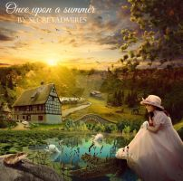 Once upon a summer by Secretadmires