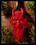 Krampus Ornament by JasonMcKittrick