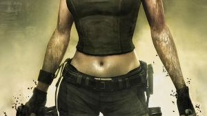 Video Game Navels: Lara Croft by document6