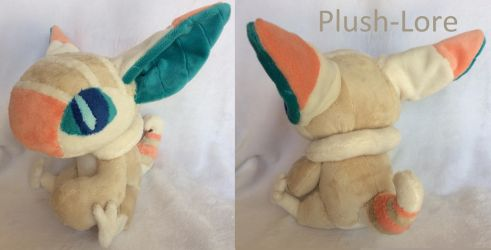 Grem2 plush trade by Plush-Lore