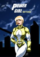 Power Girl Beyond by adamantis