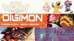 Digimon Savers (Data Squad)  - Banners by ultima-lord