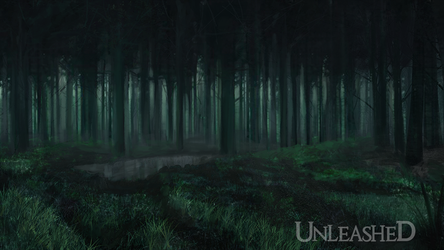 Unleashed-Enviroment concept art-Forest by Snook-8